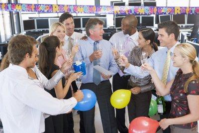 retirement - party